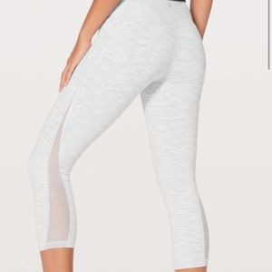 lululemon leggings, cropped train times